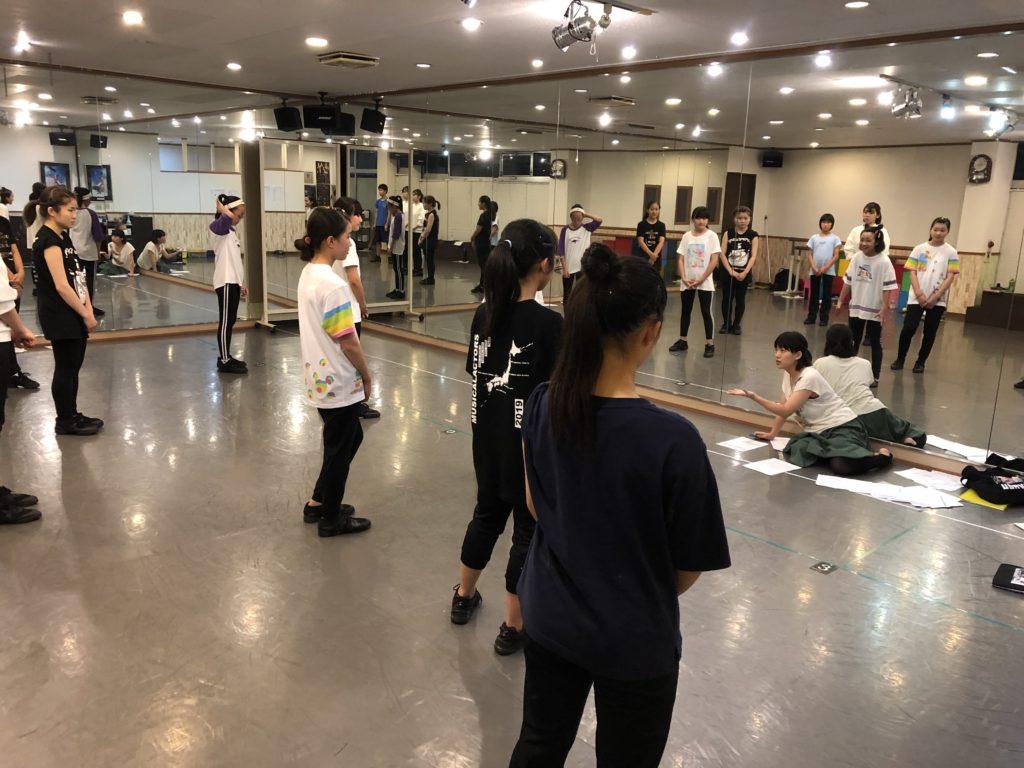 仙台からJRで12分・名取市増田のミュージカル公演