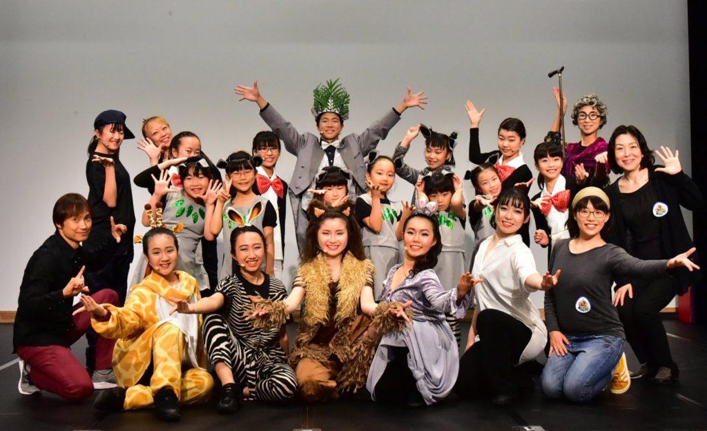 「マダガスカル」ミュージカル公演終了!
