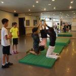 体操クラス無料体験会のお知らせ